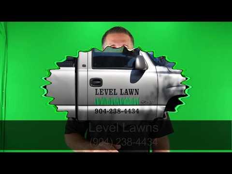 Jacksonville Level Lawns | Jacksonville Lawn Mowing | Jacksonville Lawn care