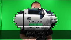 Jacksonville Level Lawns | Jacksonville Lawn Mowing | Jacksonville Lawn care