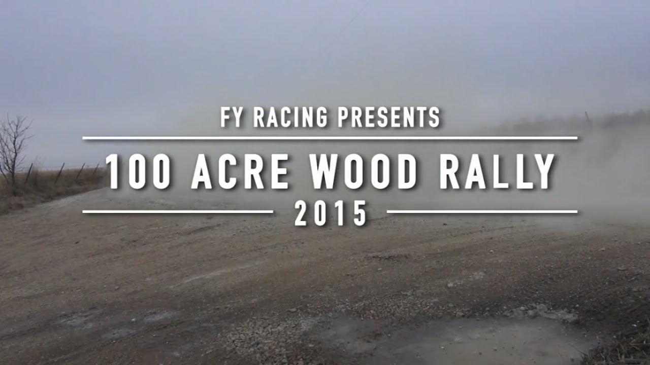 FY RACING - 100 ACRE WOOD 2015