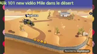 Alik 101 Mile dans le désert 😉😃
