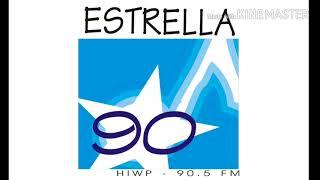 Tanda De Comerciales Dominicanos En Radio (Estella 90.5 FM Santo Domingo) 1-18-18