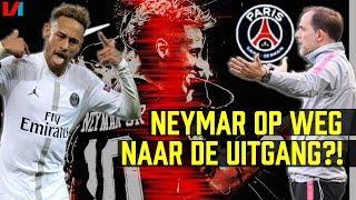 Neymar & PSG Uit Elkaar? 'Tuchel Is Klaar Met Constante Gezeik Rondom Neymar'