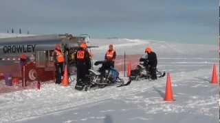 Iron Dog 2013 North Pole Fuel Point