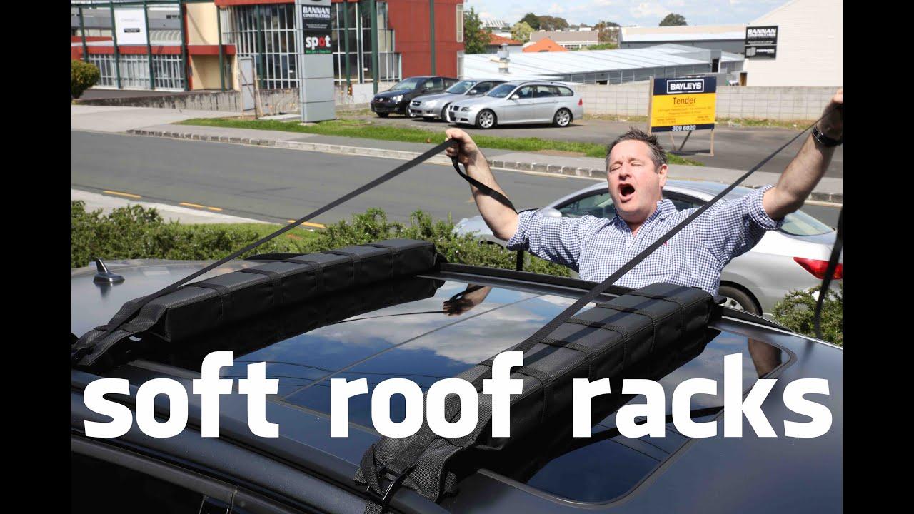$39 SOFT ROOF RACKS! - YouTube