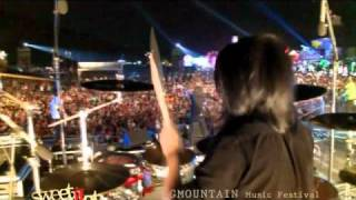Sweet Mullet - Live in Big mountian music featival 2