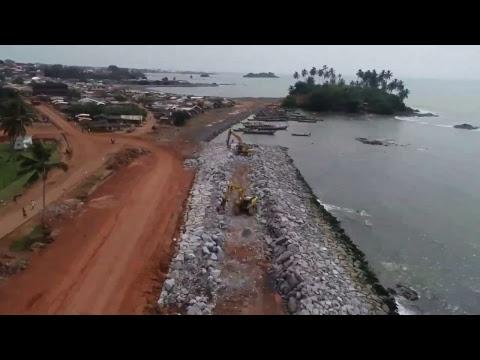 MPH Sea Defence Wall 22-01-2019