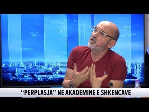 Fatos Lubonja denuncia l'analfabetismo  delle cultura albanese