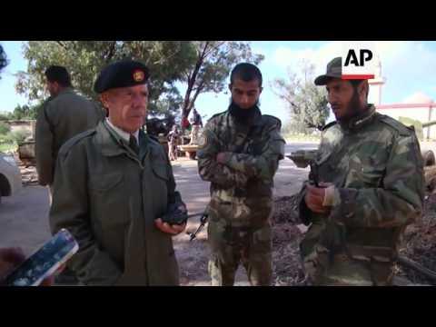 Libyan army deploys reinforcements in Benghazi