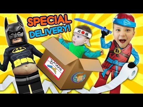 3d Printed FV Toys Family Vlog