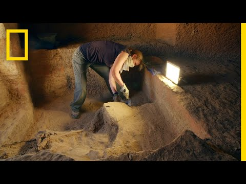 The Mummy's Curse | Lost Treasures of Egypt