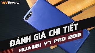 ✅ [4K] VnReview - Đánh giá chi tiết Huawei Y7 Pro 2018: Tân binh đáng chú ý tầm giá 4 triệu đồng