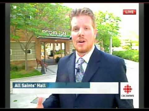 Canadian Social Forum - CBC Coverage June 18th, 2010