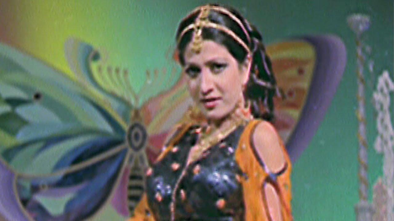 Jaadu Teri Nazar - Asha Bhosle | Adventures of Aladdin