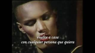 Скачать Grace Jones I 39 Ve Seen That Face Before Libertango Subtítulos Español