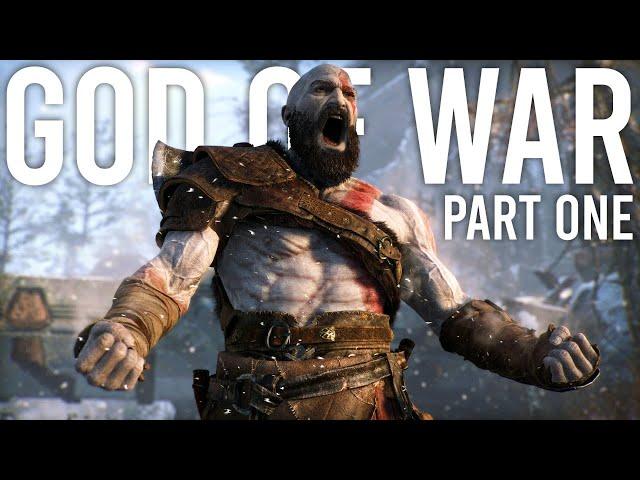 God of War Walkthrough - Part 1