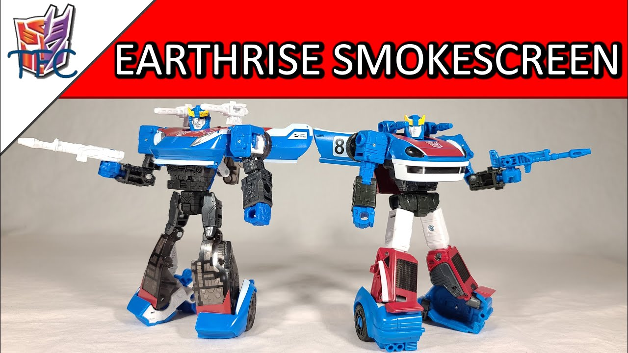 TF Collector Earthrise Smokescreen Review!