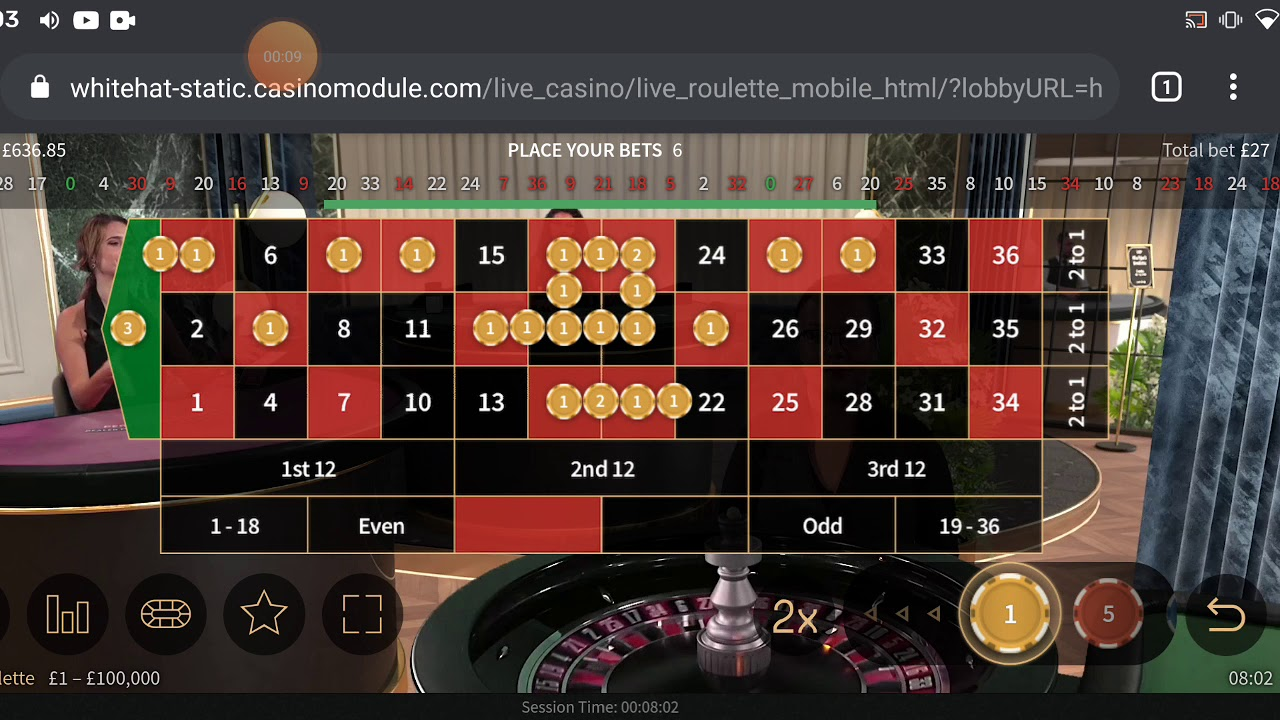Slot Roulette