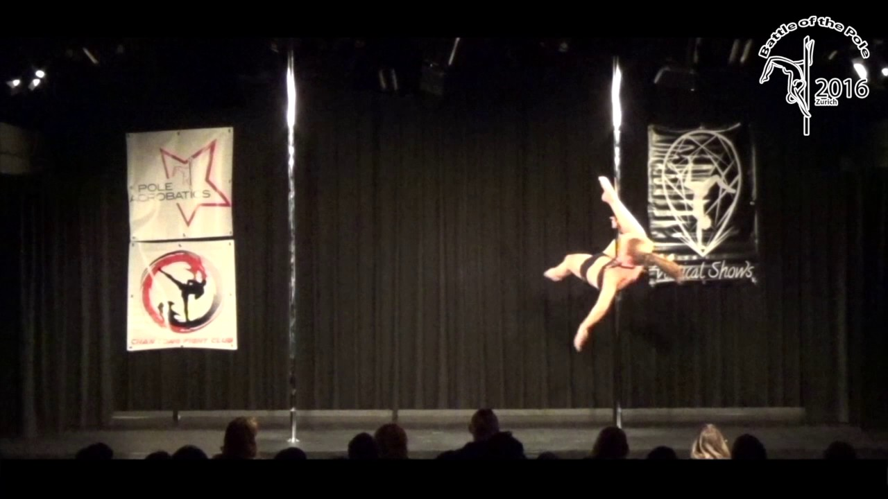 Laetitia Baccara Battle of the Pole 2016 / 3rd Place