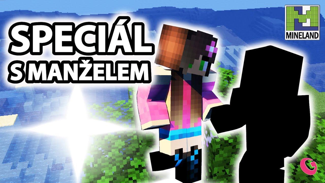 SPECIÁL S MANŽELEM - WORLDTOUR /  Minecraft server MINELAND 104 | Gala (CZ/SK)