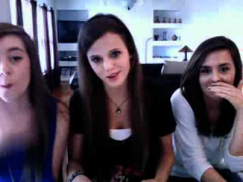 Megan & Liz live chat with Tiffany Alvord - August 2 (Part 1)