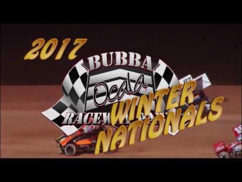 Bubba Raceway Park 2017 Winter Nationals Promo