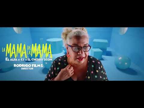 El Alfa El Jefe – La Mamá de la Mamá [1 HORA] CJ, El Cherry Scom