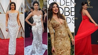 From one Oscar to another: Priyanka Chopra is slaying the red carpet