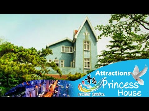 【qingdao-attractions】-princess-house-(legend-of-denmark-prince-building)