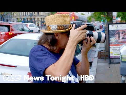 We Sent Some Paparazzi To Track Top Trump s In DC HBO