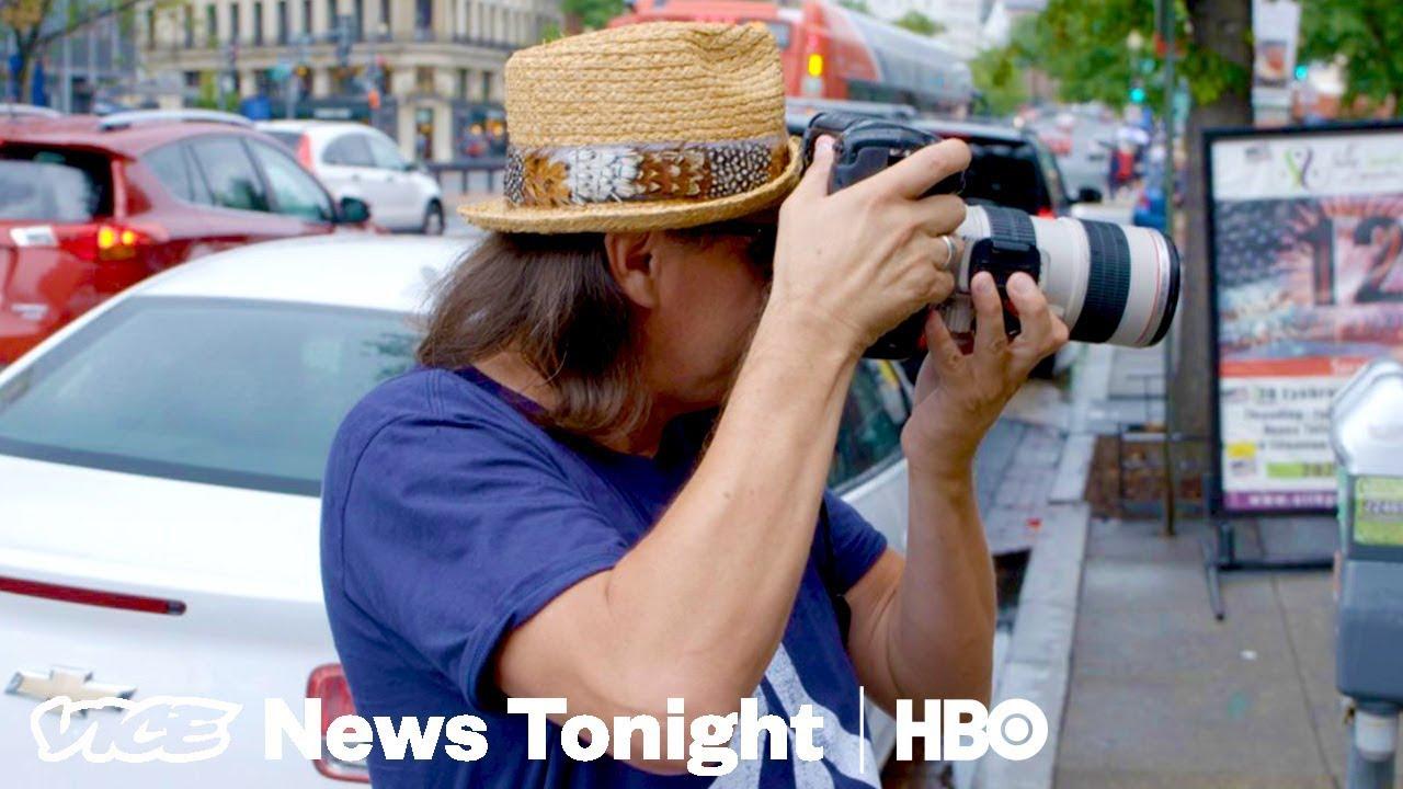 2 L.A. Paparazzi Hunt Down Top Trump Officials In D.C. (HBO)