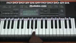 Hero Song Theme (Piano Tutorials) - BGM | 1200 Songs BOOK/PDF @399/- only - 7013658813