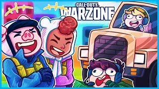 this is the dumbest Warzone video on the internet...