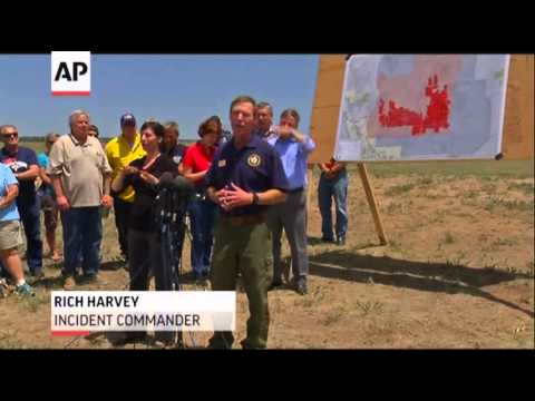Co. Sheriff: Fire Damage Like 'Nuclear Blast'