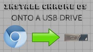 How To Install ChromeOS/Chromium onto a USB Drive