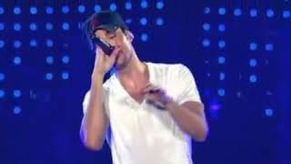 Enrique Iglesias - Push (Live Ft.  Lil' Wayne)