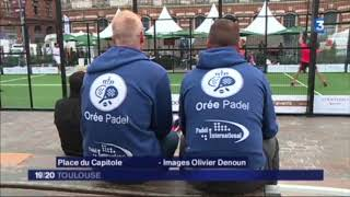 08-09-2017 Open de France de Padel à Toulouse