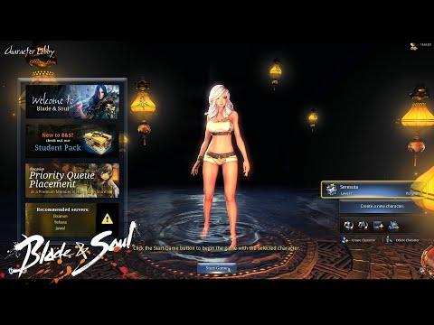 Blade & Soul Gameplay – Episode 1!