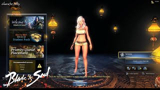 Blade & Soul Gameplay - Episode 1!