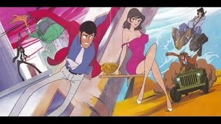 OST Lupin III COMPLETO