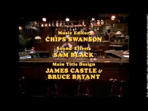 Cheers Season 2 Closing Credits