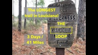 Kisatchie Loop - Trails in Louisiana Near Alexandria