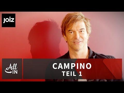 Campino war Erdbeerpflücker und Blumenverkäufer (1/2)