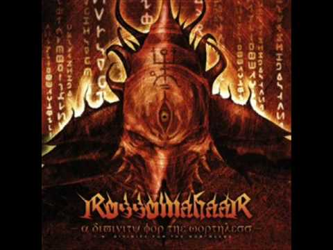 Rossomahaar  Of Shadowy Exaltation When Night Blackens With Storm Ska Version