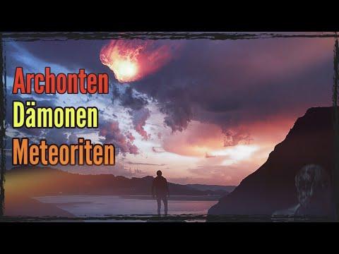 """Archonten, Dämonen und Meteoriten in Träumen, weisen auf die """"letzten Tage"""" hin"""