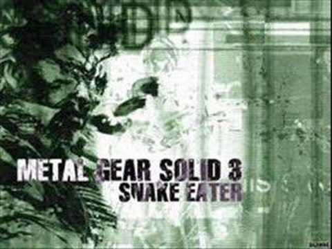Metal Gear Solid 3 Snake Eater Soundtrack:...