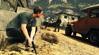James Bond 007 Blood Stone: Stealth Kills & Action Gameplay