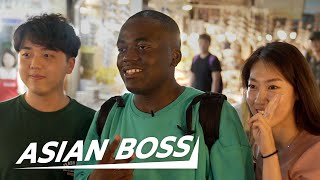 Congo Prince: The Most Popular Black Teen in Korea | ASIAN BOSS