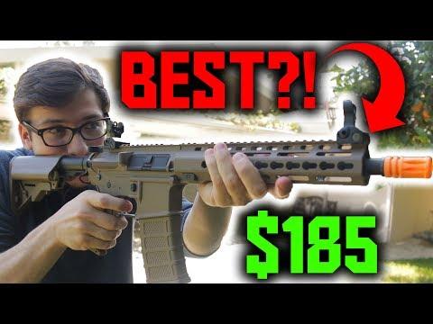 BEST AIRSOFT GUN FOR BEGINNERS?! BEST AIRSOFT GUN UNDER $200