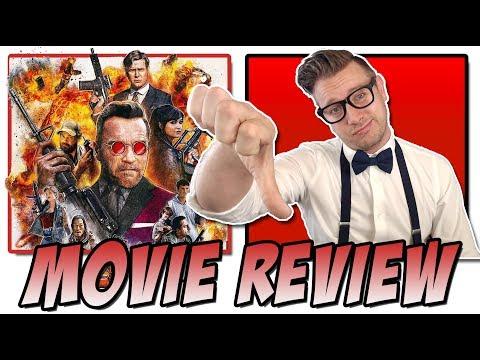 Killing Gunther (2017) - Movie Review (A Taran Killiam Film NOT an Arnold Schwarzenegger Film)