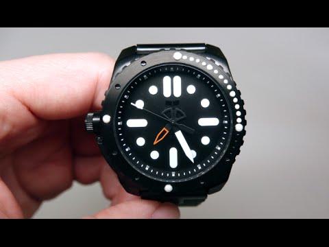 Vestal Restrictor Diver 43 Men's Watch Review Model: RED3S02